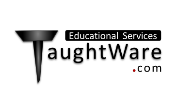 TaughtWare.com Educational Services